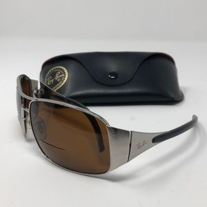 Ray-Ban bi focal prescription sunglasses